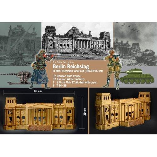 1:72 BATTLESET: BERLIN 1945 - BATTLE FOR THE REICHSTAG 1:72