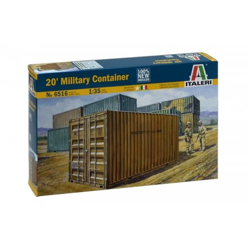 1:35 20 MILITARY CONTAINER 1:35