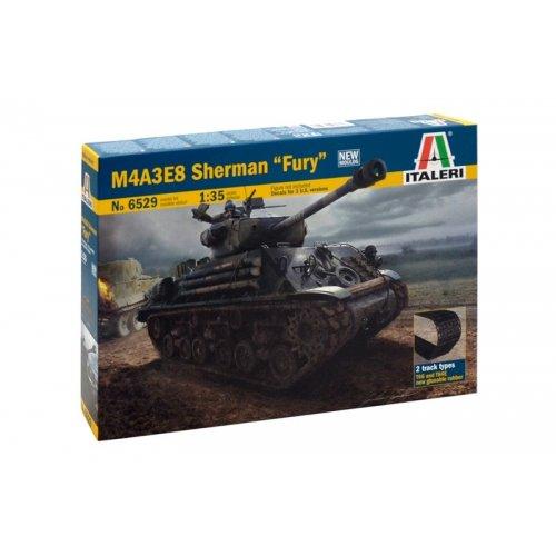 1:35 M4A3E8 SHERMAN