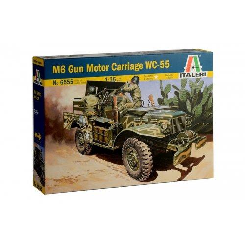 1:35 37mm Gun Motor Carriage M6 1:35