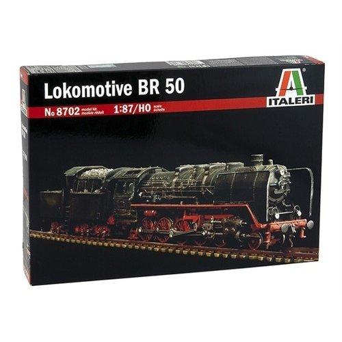 1:87 Lokomotive BR50 1:87