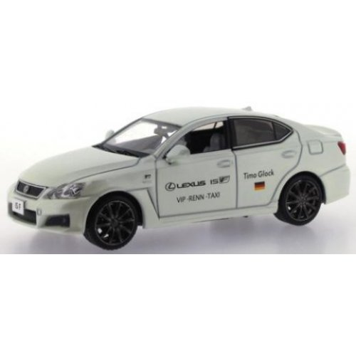 Macheta Auto LEXUS IS-F NURBURING TAXI 2009 GLOCK 1:43