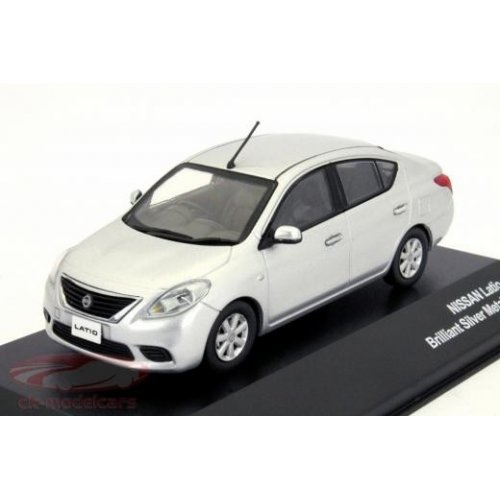 Macheta Auto NISSAN LATIO (L02B) 2013 1:43