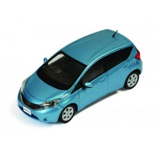 Macheta Auto NISSAN NOTE 2012 Blue 1:43