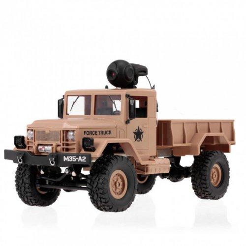 Masina M35 Military truck 1:16 2.4GHz FPV RTR cu telecomanda