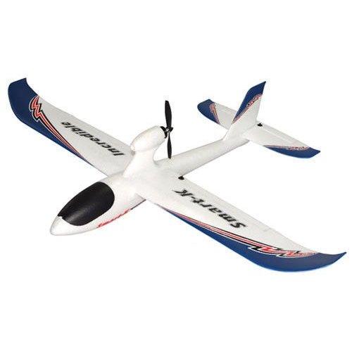 Aeromodel - Avion Smart-K 4CH 2.4GHz RTF cu Telecomanda