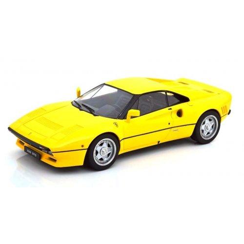 Ferrari 288 GTO 1984, yellow 1:18