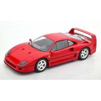 Ferrari F40 1987 Red 1:18