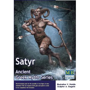 1:24 Ancient Greek Myths Series. Satyr  1:24