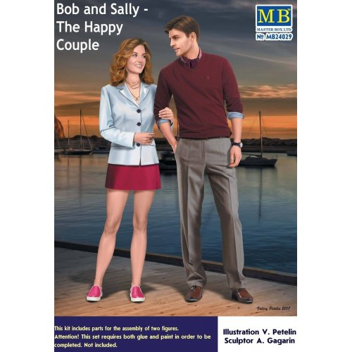 1:24 Bob and Sally - The Happy Couple  1:24