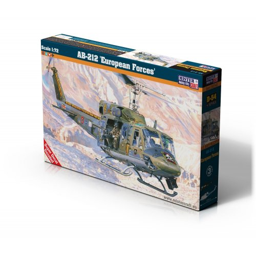 1:72 AB-212 European Forces 1:72