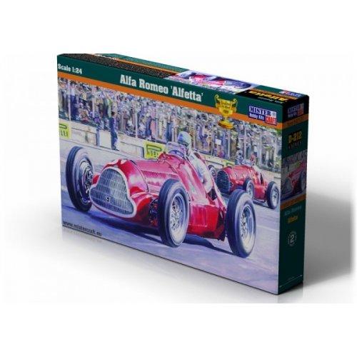 1:24 Alfa Romeo