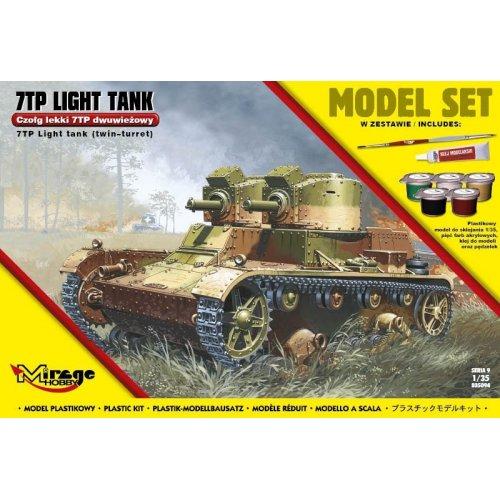 7TP Polish 2-turret Tanc