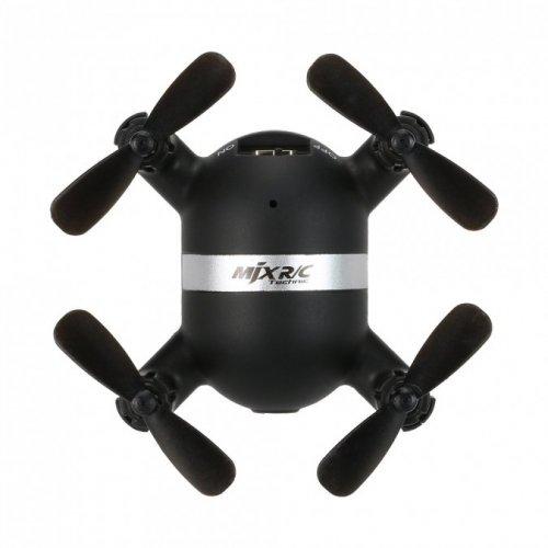 Mini dron X929H (2.4GHz, zasięg 20-30m, żyroskop, zawis 7.7cm) - POSERWISOWY (Uszkodzona elektronika)