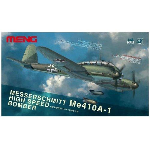 1:48 Messerschmitt Me 410A-1 High Speed Bomber                                                                         1:48