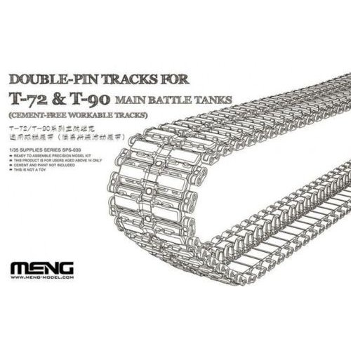 1:35  Double-Pin Tracks for T-72