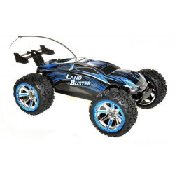Masina NQD, Land Buster 1:12 Monster Truck RTR 27/40MHz Cu Telecomanda - Albastru