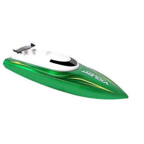 Barca Nqd, Violent 2.4GHz 30km/h RTR cu Telecomanda - Verde