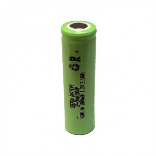 Battery NiMH 1.2V 1800mAh 50AA LS