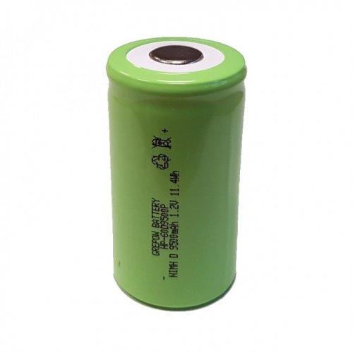 Battery NiMH 1.2V 9500mAh 60D HP