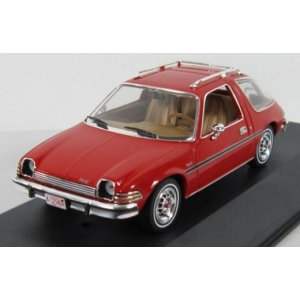 AMC PACER 1975 Red 1:43