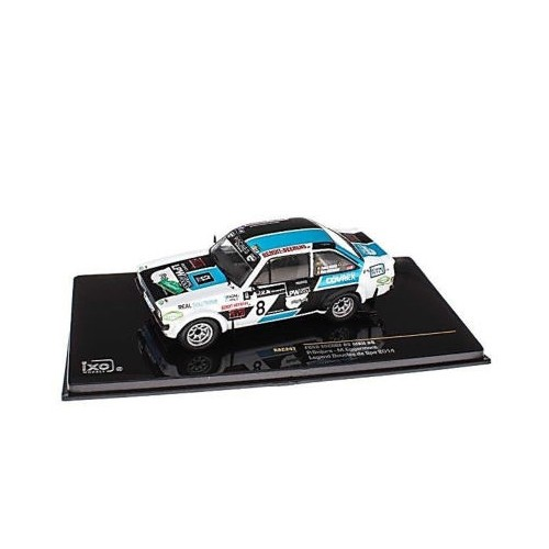 FORD ESCORT RS MKII 8, P. Snijers - M. Eggermont, Legend Boucles de Spa 2014 1:43