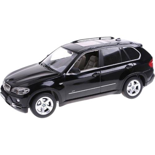 BMW X5 1:14 RTR RASTAR (akumulator, Å'adowarka sieciowa) - Czarny
