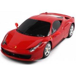 Masina Rastar, FERRARI 458 Italia 1:18 RTR cu Telecomanda - Rosu