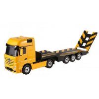 Mercedes-Benz Actros tow truck 1:26 RTR  AA baterie Galben