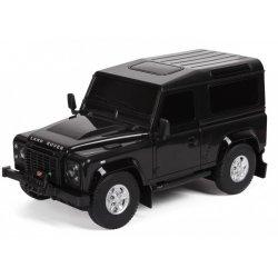 Masina Rastar Land Rover Denfender 1:24 RTR Cu Telecomanda - Negru