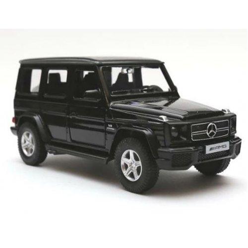 Mercedes-Benz G63 1:24 RTR  AA baterie - Negru