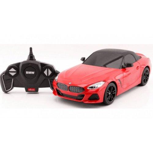BMW Z4 1:18 2.4GHz RTR - Rosu cu telecomanda