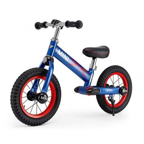 Biciclleta MINI balance albastru