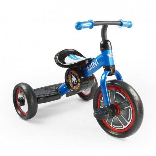 Bicicleta MINI tricycle - Albastru