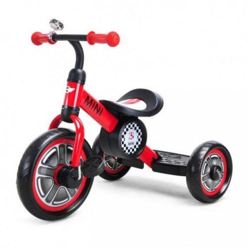 Tricicleta Rastar, MINI Rosu