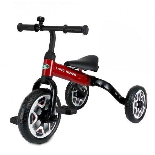 Bicicleta Rastar, Land Rover Rosu