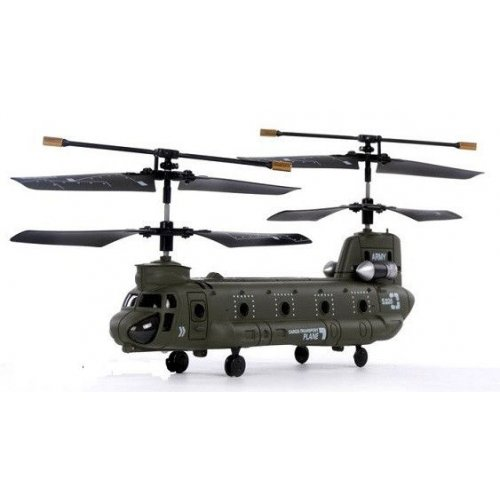 Elicopter Syma S026G Cargo, 3 Canale, cu GYRO - de Interior