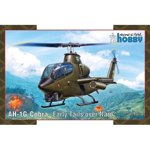 1:72 AH-1G Cobra 'Early Tails' 1:72