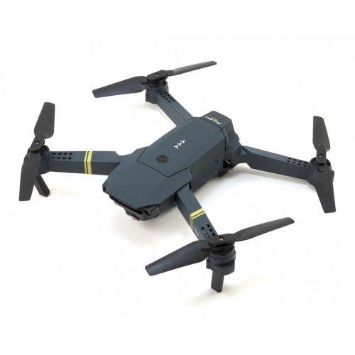 Drona EACHINE, E58 WiFi FPV 2MP 3 baterii 2.4GHz cu telecomanda