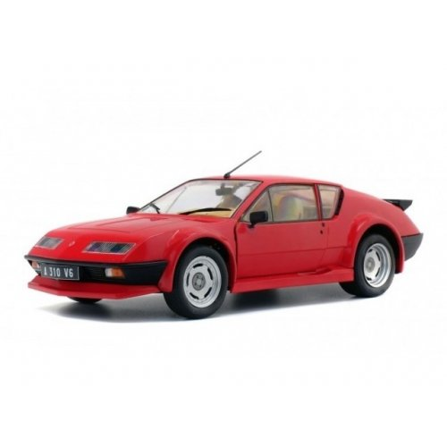 ALPINE A310 PACK GT ROUGE 1:18