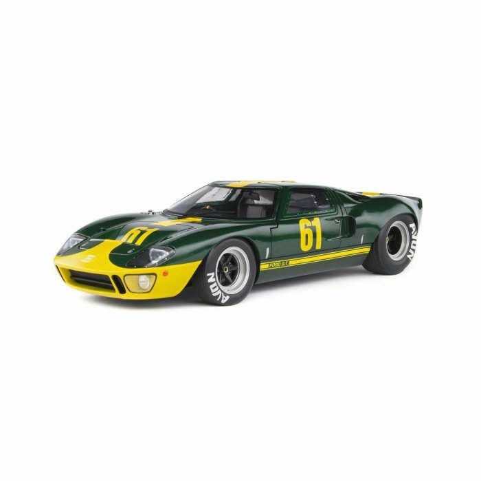 FORD GT40 MK1 - Jim Clark Ford Performance Collection  - 1966 1:18