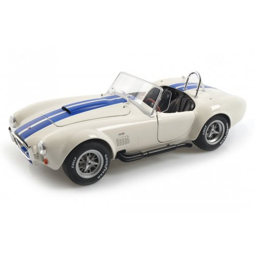 AC COBRA 427 MKII - WIMBLEDON WHITE - 1965 1:18