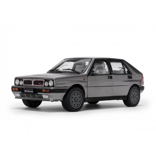 1987 Lancia Delta HF Integrale 8V - Grigio Quarts 1:18