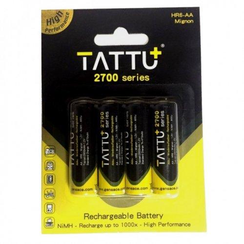 Battery NiMH 1.2V 2700mAh 50AA LS2A