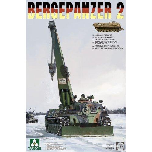 1:35 Bergepanzer 2 1:35