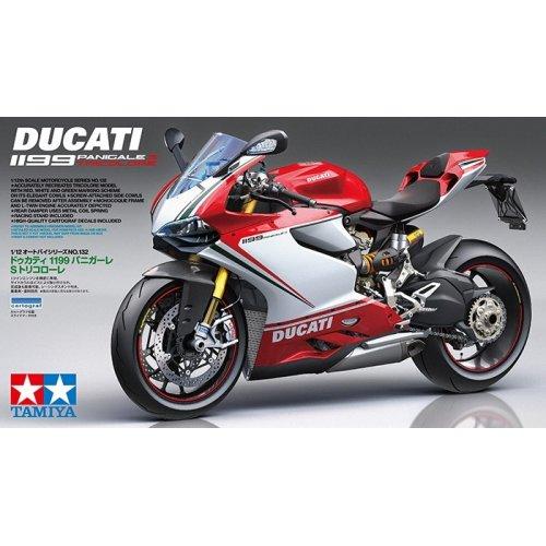 1:12 Ducati 1199 Panigale S - Tricolore 1:12