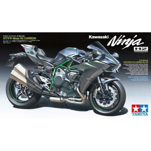 1:12 Kawasaki Ninja H2 Carbon 1:12