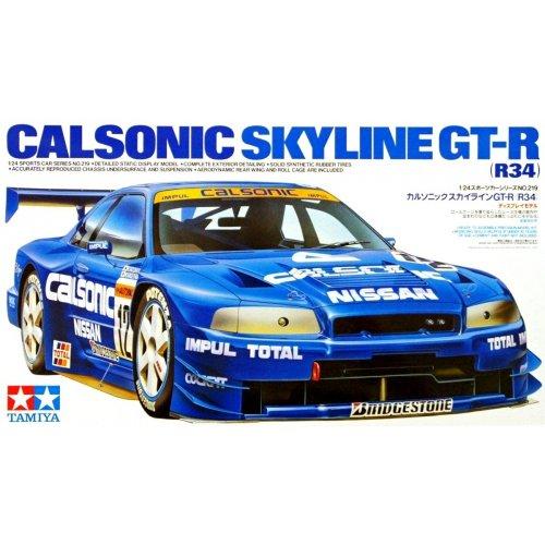 1:24 Calsonic GT-R (R34) 1:24