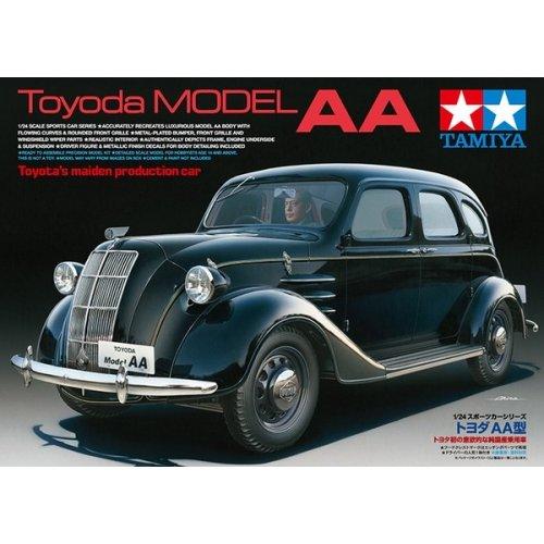 1:24 Toyota Model AA 1:24