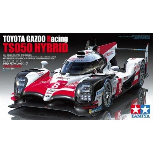 1:24 Toyota GAZOO Racing TS050 Hybrid 1:24